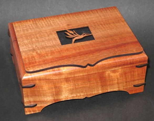 Large Wooden Jewelry Box Plans Furniture Easy