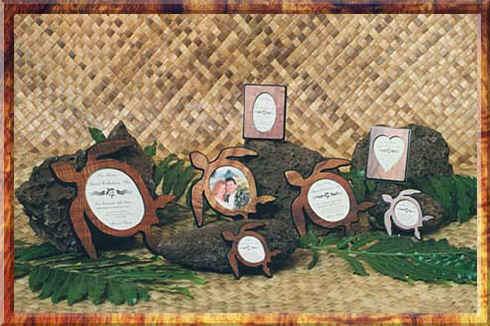 Koa Wood Picture Frames