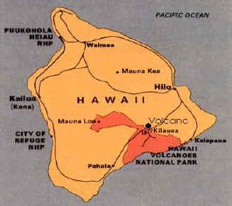 Big Island of Hawaii Facts and Figures